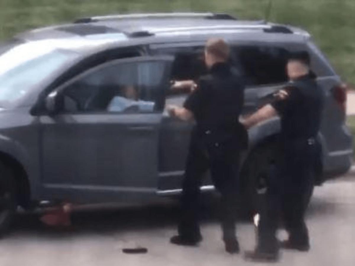 Kenosha Police Department, Kenosha, Wisconsin, officer-involved shooting, man shot
