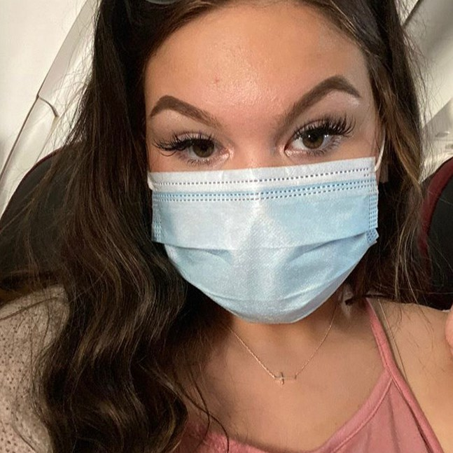 Natasha's mask entry