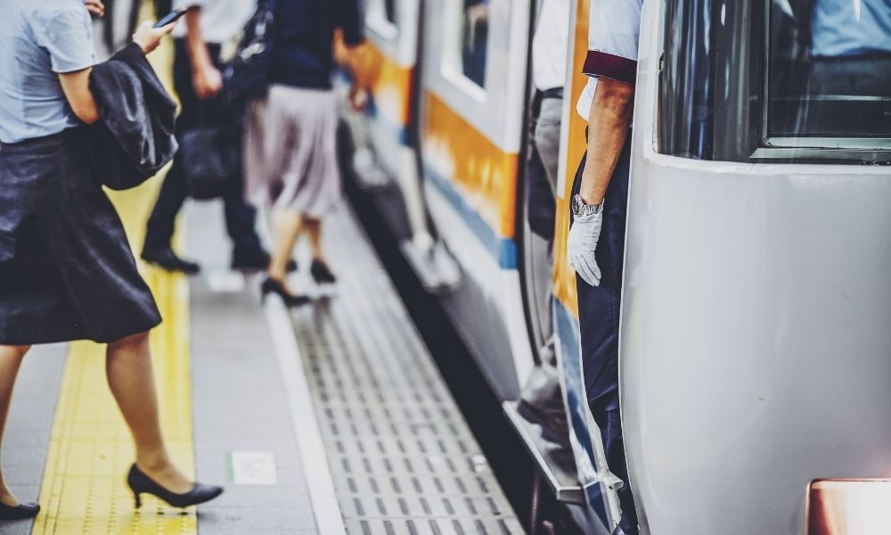 The Benefits of Riding Public Transit