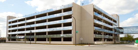 concrete building development manufacturing