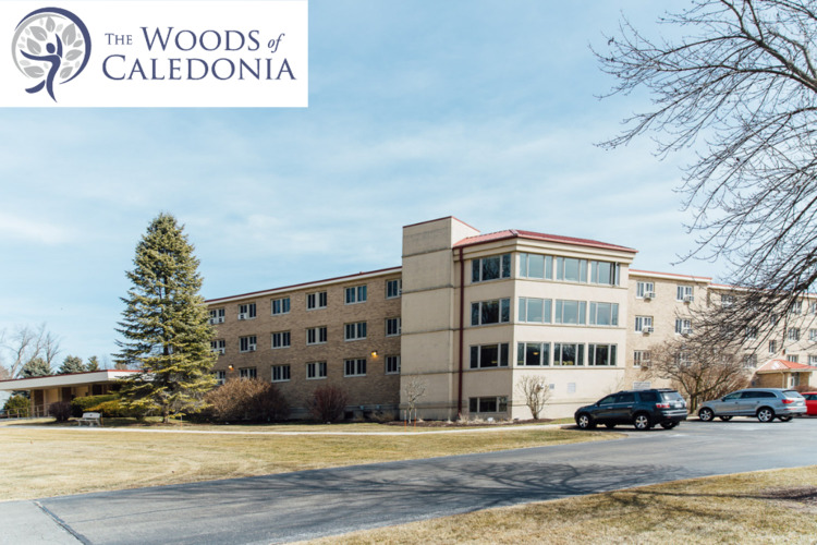 the woods of caledonia senior living center property sales racine county eye