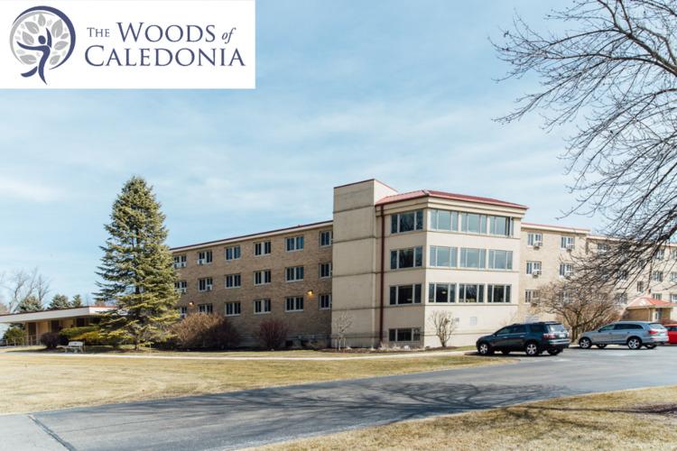 the woods of caledonia senior living center property sales racine county eye