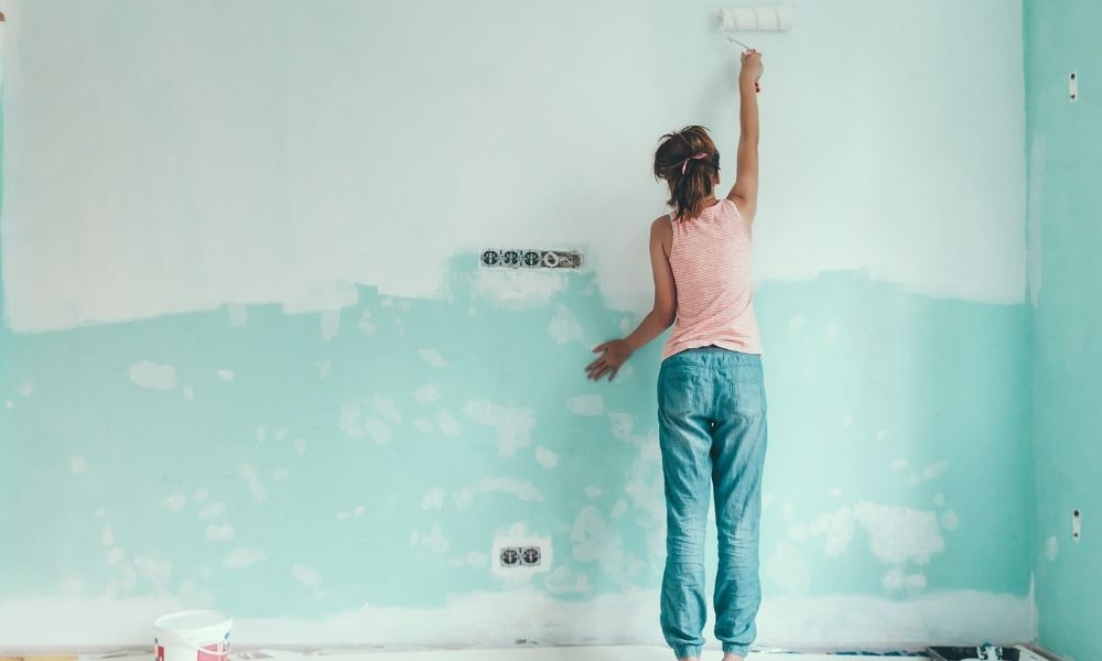 Don't Hibernate: Great Winter Home Improvement Projects