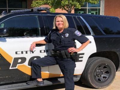 Racine Police Department, Racine Community Foundation, Jennifer J. Diener Women in Law Enforcement Scholarship Fund