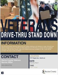 veteran resources racine county veteran services