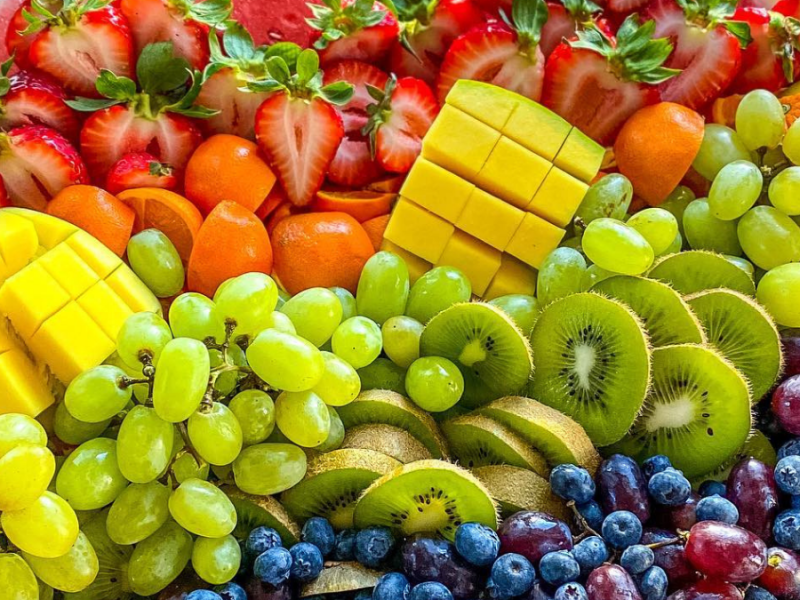 fruit colorful