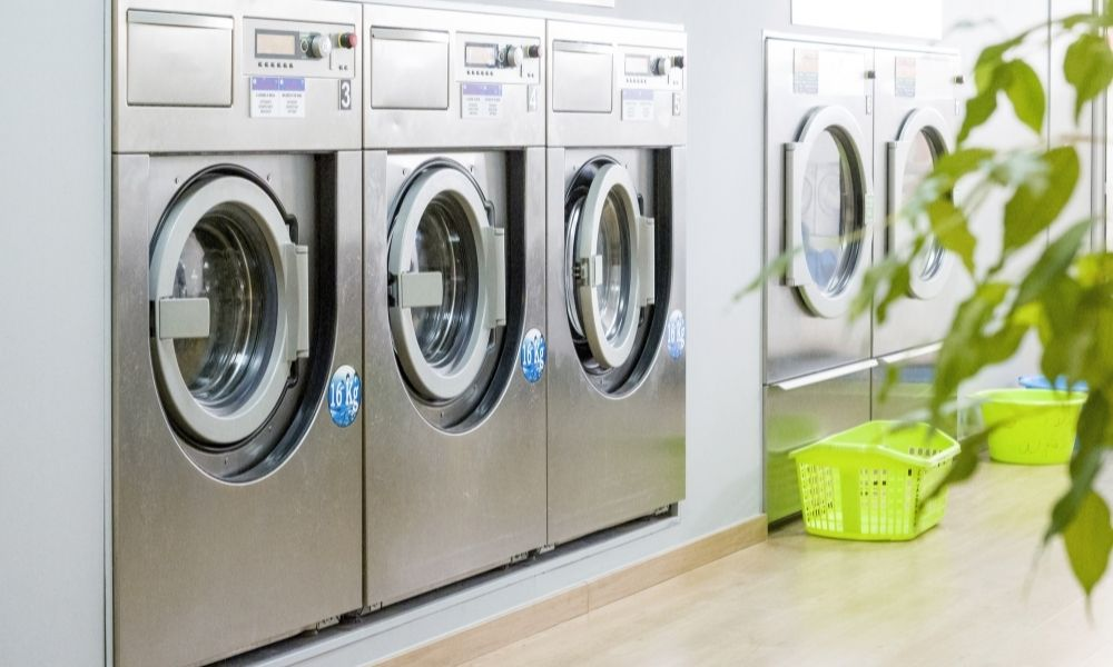 Commercial vs. Residential Laundry Equipment