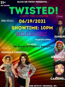 Pride Event Poster