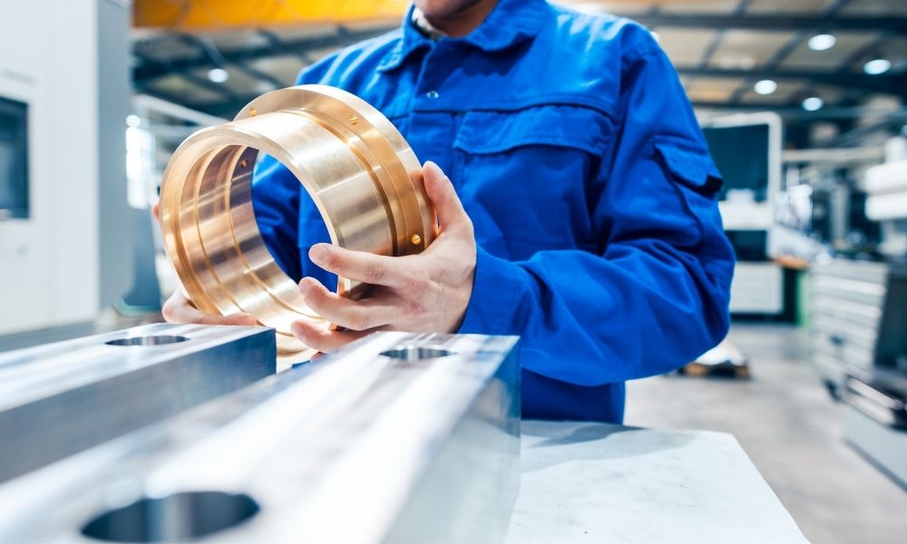 How To Maintain Efficiency in Your Metalworking Shop