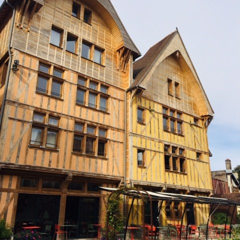 Racines voyages Maisons-Troyes