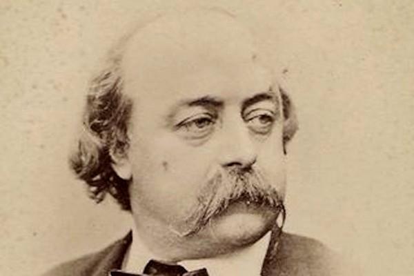 Flaubert-Portrait