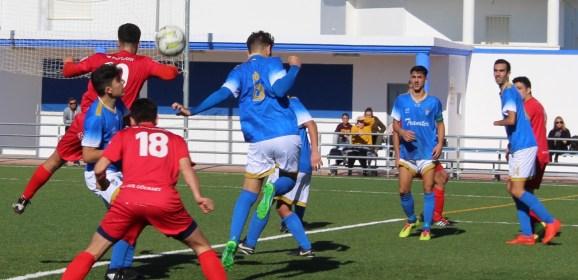 El Racing Club Portuense cae derrotado pese a su superioridad en el juego