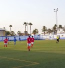 El Racing Club Portuense disputa esta tarde un triangular en Sanlúcar