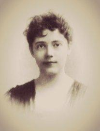 Portrait of Elizabeth Bisland, 1891.