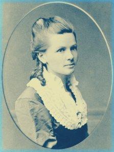 Bertha Ringer Benz, 1871.