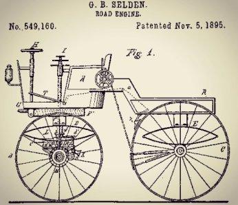 Selden Road-Engine,1895.