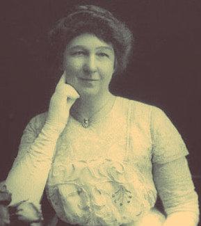 Rhoda May Rindge.