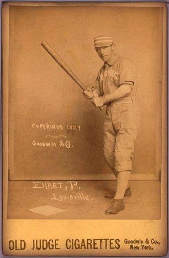 John Kerins, Louisville Colonels, 1887.