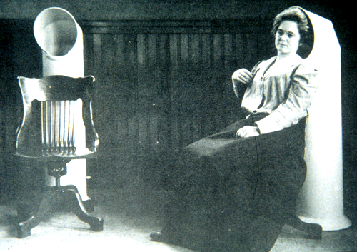 Early Hair Dryer.
