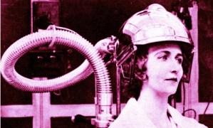 Hair Dryer, 1928.