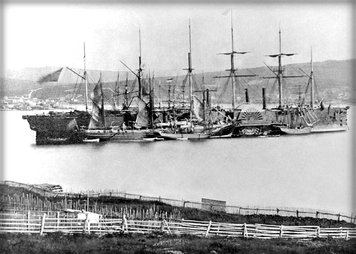 The Great Eastern, 1866.