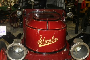 Stanley Steamer, Bangor Maine, Cole Land Transportation Museum - Billy Harthorn.