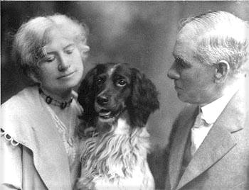 Annie Oakley, Frank Butler, Beloved Dog Dave.