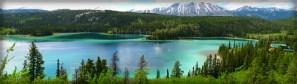 Emerald Lake, Yukon Canada. Photo: Dave Atman.