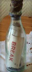 Bidder Bottle Found. Image: Lutz Fischer-Lamprecht