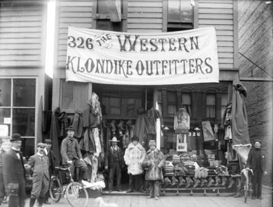 Klondike Western Outfitters.