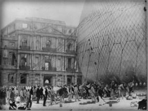 Henri Giffard, Captive Balloon Paris, 1878. Library Of Congress.