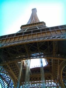 Eiffel Tower Facts: Photo by Bettina Moss.