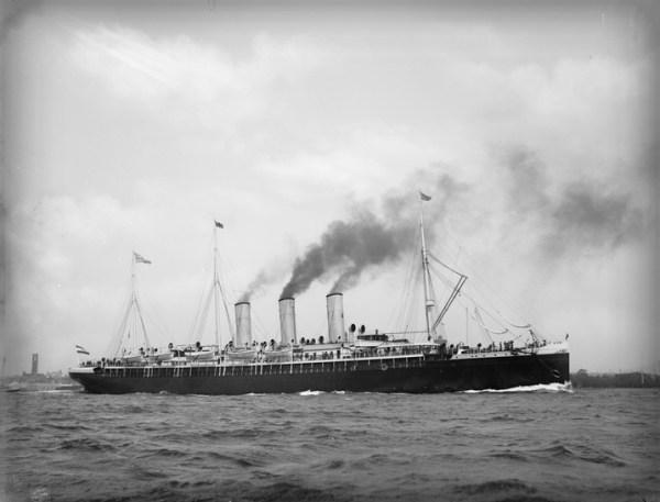 Augusta Victoria, 1890.