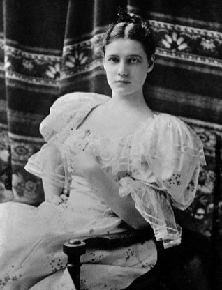 Nellie Bly In Mexico, Age 21.