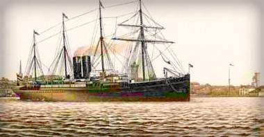 Ems Ship, 1890.