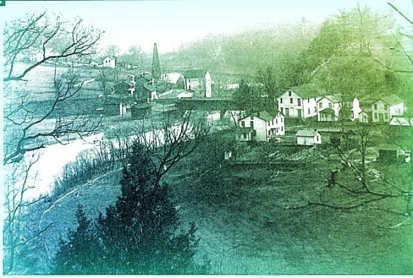 Burrell Township, Armstrong County, Pennsylvania, 1860s..