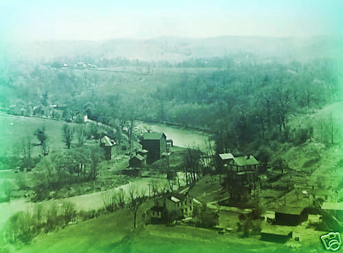 Cochran's Mills, Pennsylvania, 1860s.
