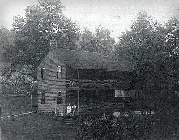 Cochran's Mill: Nellie Bly's Childhood Home.