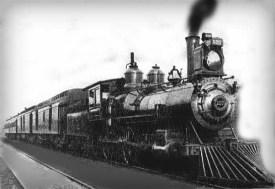 Train, 1892.