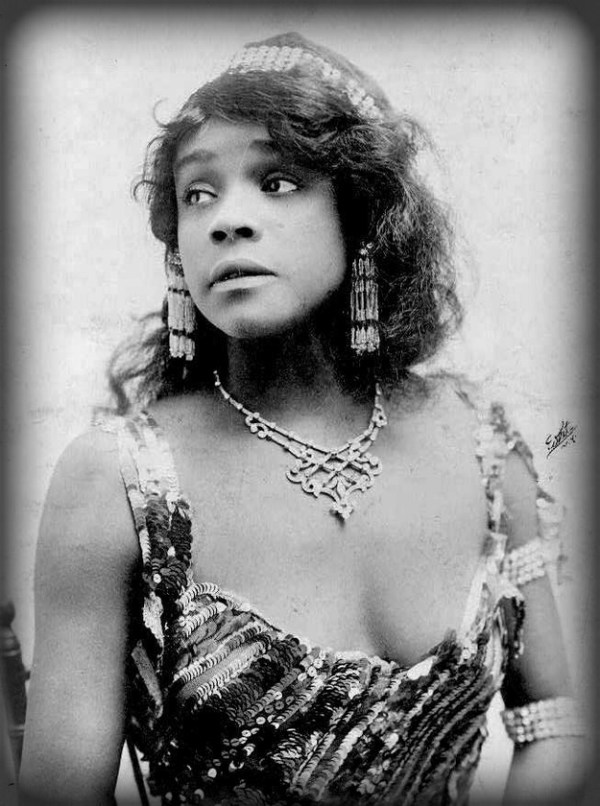Aida Overton Walker, 1912.