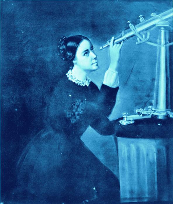 Victorian Era Astronomer.