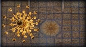 Jawor Church, Ceiling. Jan Zieba Panoramic Photography.