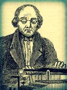 Joseph Faber, Inventor Of Euphonia, The Talking Machine.