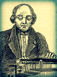 Joseph Faber, Inventor Of Euphonia, The Talking Machine.