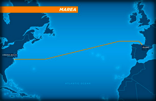 MAREA Cable, 2016.