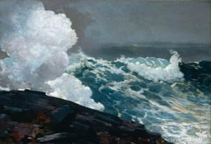 Northeaster: Winslow Homer, 1895.