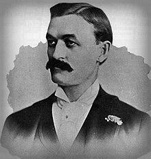 G.W. Ferris, Creator of the First Giant Ferris Wheel.