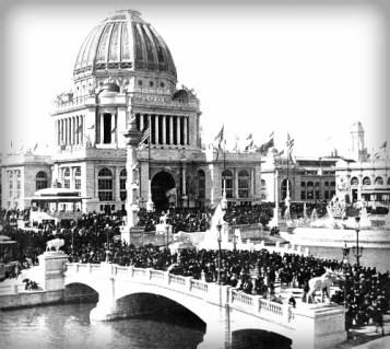 Chicago World's Fair. Image: Wikipedia.