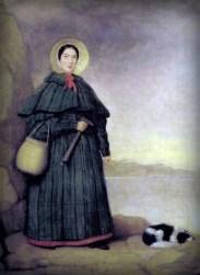 Mary Anning, Self-Taught Paleontologist. Image: Wikipedia.