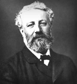 Jules Verne, 1878. Photo: Felix Nadar.